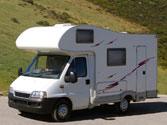 ¿A qué velocidad máxima tiene permitido circular una autocaravana de 3500 kg de MMA en una autovía? 1