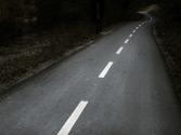 En esta vía interurbana es obligatorio utilizar la luz corta... 1