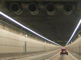 En un túnel, ¿qué distancia de seguridad se debe dejar con el vehículo que circula delante? 1