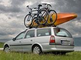 Un turismo, ¿puede transportar carga en la baca? 1
