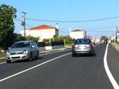 En esta situación, ¿cuál es la distancia de seguridad entre vehículos? 1