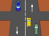 En una vía de doble sentido un vehículo va a girar a la izquierda, ¿debe facilitar el adelantamiento por la derecha a los demás vehículos? 1