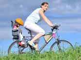 ¿Puede el conductor de una bicicleta transportar un pasajero? 1