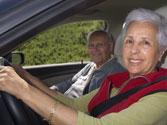 ¿Por qué las personas mayores corren más peligro en el tráfico? 1