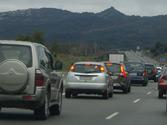 ¿Cuál es la principal causa de los accidentes por alcance? 1