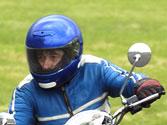¿Qué protege un casco integral? 1