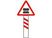 Estas señales indican peligro por... 1