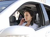 ¿Es peligroso mandar un mensaje con el teléfono móvil mientras se conduce? 1