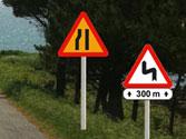 Las señales de la fotografía, indican... 1