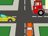 En una intersección sin señalización expresa, la norma general de preferencia de paso es... 1