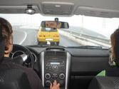 En condiciones climatológicas adversas, ¿debe aumentarse la distancia de seguridad? 1