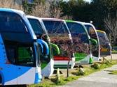 La tasa máxima de alcohol para un conductores de autobús es de... 1