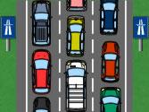 ¿Se considera adelantamiento si los vehículos de un carril circulan más rápido que los del otro? 1