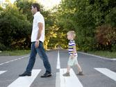 ¿Qué comportamiento como conductor puede poner en riesgo a los peatones? 1