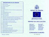 El permiso de circulación es obligatorio para los remolques y semirremolques... 1