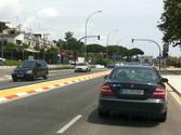 A la hora de determinar la distancia de seguridad con el vehículo que circula delante... 1