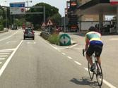 Para evitar atropellos a los ciclistas es conveniente... 1