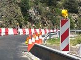Es obligatorio que las obras que dificulten la circulación estén señalizadas... 1