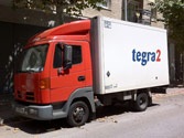 Un vehículo debe llevar la luz de gálibo si mide... 1