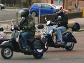 ¿Puede conducir una motocicleta con el permiso de la clase B? 1