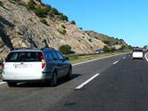 Como norma general, en una autopista, ¿está permitido circular a 50 km/h? 1