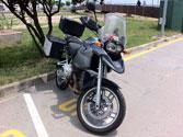 Una motocicleta, ¿puede llevar instaladas luces antiniebla? 1