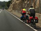 Los ciclistas, ¿pueden quitarse el casco en vías interurbanas? 1