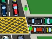 En este cruce, ¿puede pasar cuando se enciende la luz verde? 1