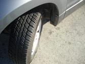 Un neumático con una presión de inflado incorrecta... 1