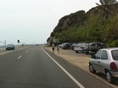 ¿Dónde está permitido parar en una vía interurbana? 1