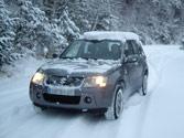 ¿Cómo debe conducir con nieve? 1