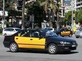 ¿Están obligados a usar cinturón de seguridad los pasajeros de un taxi? 1