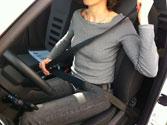 Si no lleva colocado correctamente el cinturón de seguridad, ¿puede influir en las consecuencias de un accidente? 1