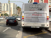 ¿Tiene que ceder el paso a este autobús que quiere incorporarse a la circulación? 1