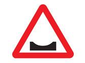 Esta señal indica peligro por la proximidad de... 1