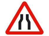 La señal de la derecha indica... 4