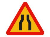 En un paso estrecho y llano, no hay señales de preferencia y no caben dos vehículo al mismo tiempo, ¿quién pasará primero? 1
