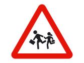 ¿De qué peligro advierte la señal? 2