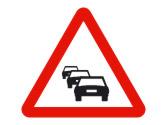 Esta señal indica peligro por la proximidad de un tramo... 1