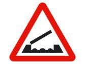 Esta señal indica peligro ante la proximidad... 1