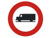 Esta señal prohíbe la entrada a... 1