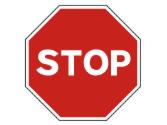 En esta intersección, los conductores están obligados a detenerse... 2