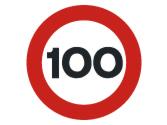 Los límites de velocidad establecidos en las vías tienen como objetivo... 1
