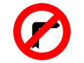 Este panel con esta señal indica que está prohibido... 3