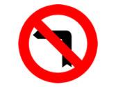 La señal que se observa en la fotografía prohíbe... 2