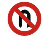 La señal que se observa en la fotografía prohíbe... 1
