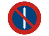 ¿Está permitido estacionar el día 2 de cada mes? 3