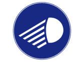 A partir de esta señal está obligado a llevar encendido, al menos, el alumbrado de... 1
