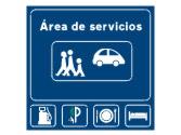 ¿Está permitido realizar una parada en una autovía o autopista? 2