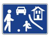 A la vista de la señalización, ¿quién tiene preferencia de paso? 2